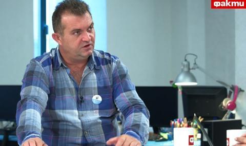 Лидерът на ''БОЕЦ'' пред ФАКТИ: Пеевски и Доган са господари на Борисов и Гешев