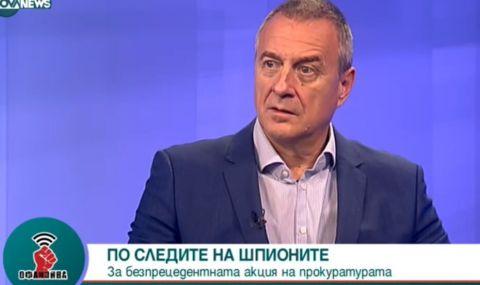 Цветлин Йовчев: Разузнавателната мрежа на Русия у нас трябва да се търси на високо ниво