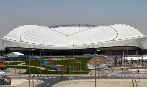 Откриха стадион по проект на Заха Хадид (СНИМКИ+ВИДЕО)