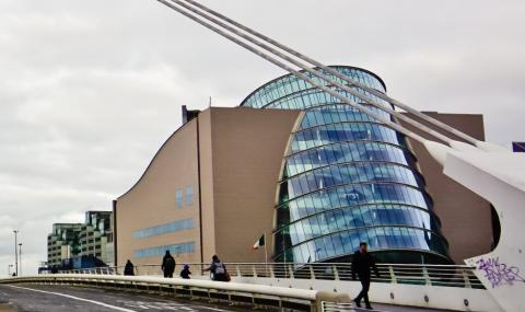 Пик на наемните нива в Ирландия