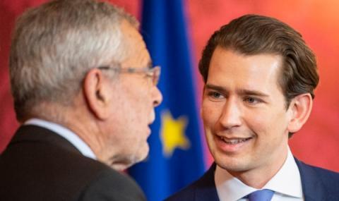 Предсрочни избори в Австрия през септември