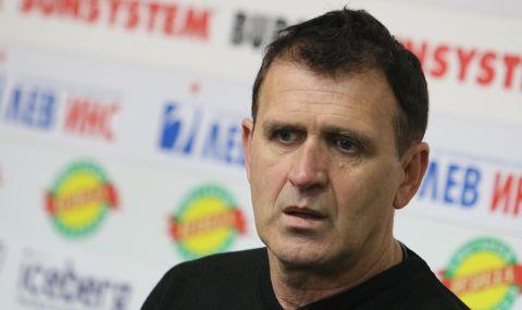 Акрапович: Бихме Черно море заради новата ни формация