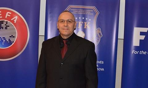 Шефът на футбола в Косово влиза в затвора
