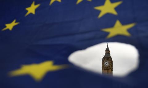 Вече е факт: край на свободното придвижване към Великобритания