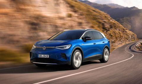 Volkswagen цели да продаде над 100 хиляди електрически ID.4 до края на годината