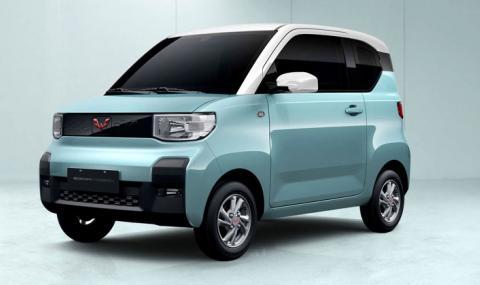 Много евтин електромобил ще спасява GM