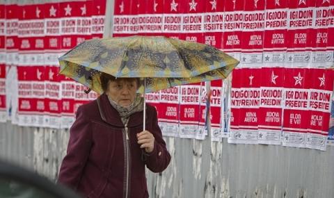 Президентските избори в Молдова приключиха - 1