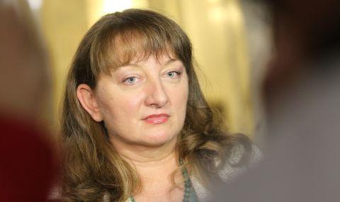 Сачева не е съгласна, че в държавните структури много се краде - 1
