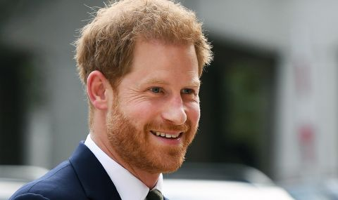 Принц Хари се върна в Лондон за откриване на паметник на принцеса Даяна - 1