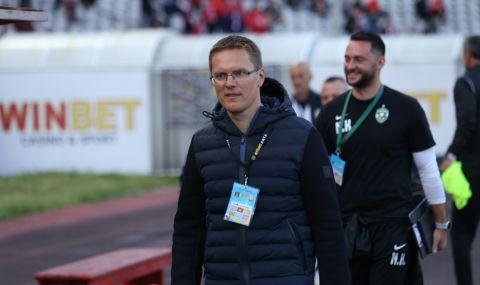 Дамбраускас: Целта пред Лудогорец е влизане в групите на Шампионска лига