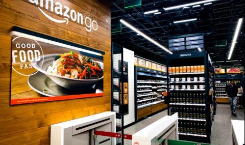 Откриха първия супермаркет без касиер