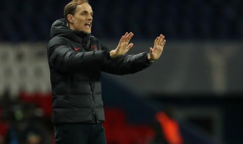 Тухел: Не си говоря с футболистите ми