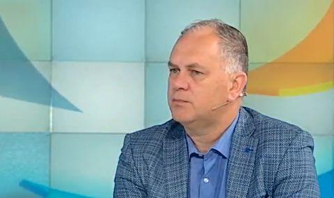 Георги Кадиев за шефа на НАП: Колкото по-бързо подаде оставка, толкова по-добре