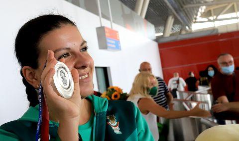 Антоанета Костадинова: На 1000% съм сигурна, че ще имаме още медали - 1