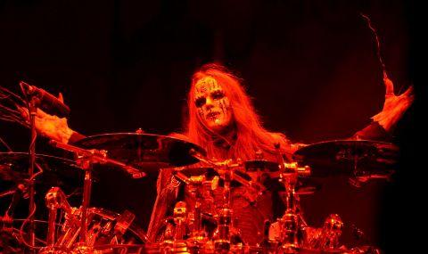 Почина бившият барабанист на Slipknot - 1