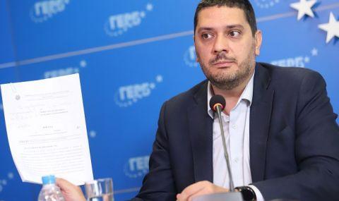 ГЕРБ: Шефът на НАП е продал фирмата си със задължения към хазната от 1,5 млн. лв. - 1