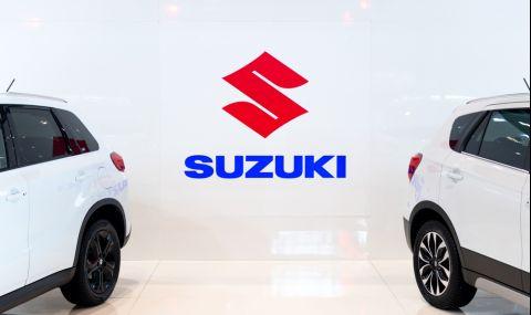 Suzuki обединява сили сToyota