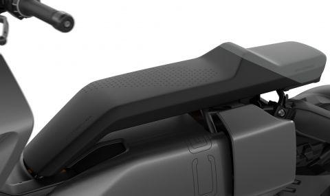 BMW представи електрически скутер с максимална скорост от 120км/ч - 8