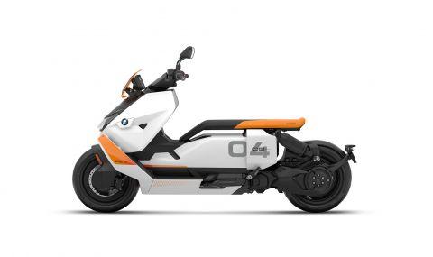 BMW представи електрически скутер с максимална скорост от 120км/ч - 2