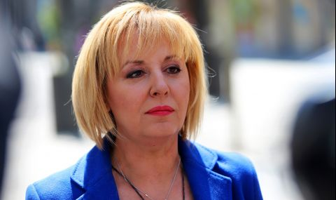 Манолова: Не можеш да кръстиш протестиращите организирана престъпна група