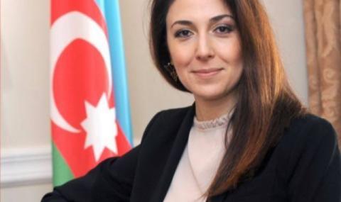 Н. Пр. Наргиз Гурбанова: Властта на Армения не е готова да води преговори