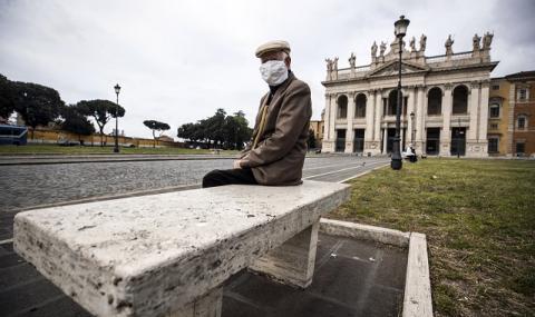 """Коронавирус: """"Италия гладува. Съвсем буквално"""""""