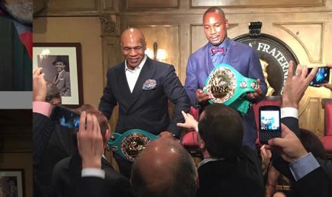 Майк Тайсън и Ленъкс Люис казаха срещу кого им е било най-трудно на ринга