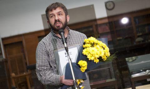 Напусна ни поетът и журналист Марин Бодаков - 1