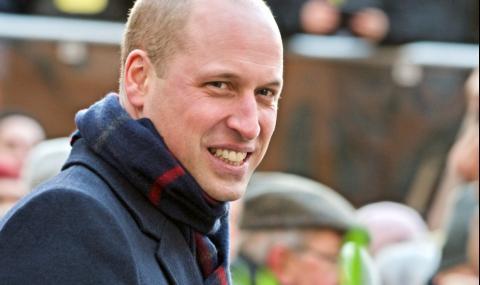 Принц Уилям бил заразен с COVID-19, но не казал на никого