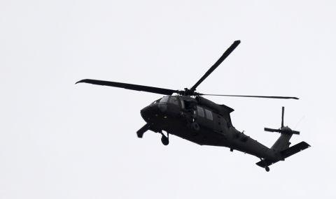Руски и американски хеликоптери попаднаха в ръцете на талибаните - 1