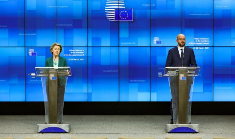 ЕС рестартира диалога с Турция