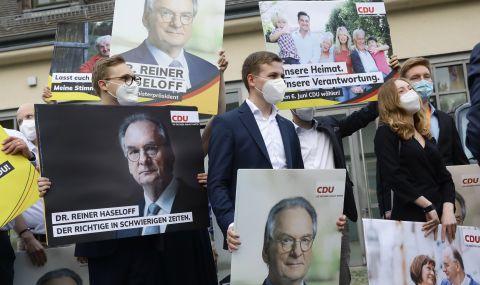Неочаквани резултати на местните избори в Германия