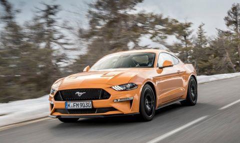 Ford няма да предлага един от двигателите за Mustang в Европа