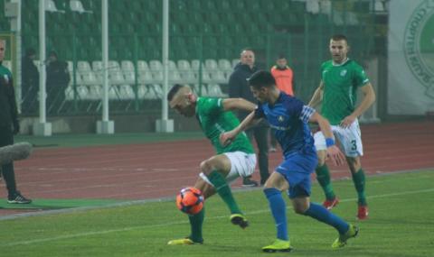 Мартин Камбуров си тръгва от Берое