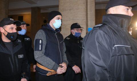 Тежка присъда за Викторио Александров, убил жена си и детето си