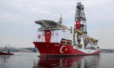 Турция продължава със сондажите