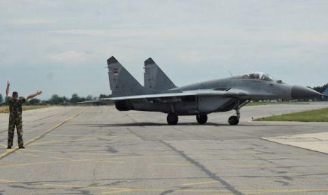 Инцидентите от последните години в бойната ни авиация