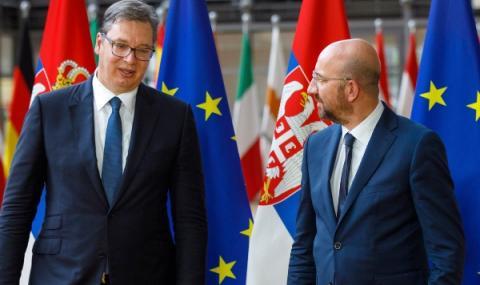 България спря Сърбия