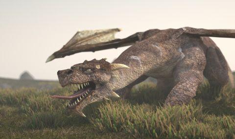 Изследовател откри доказателства, че драконите са съществували