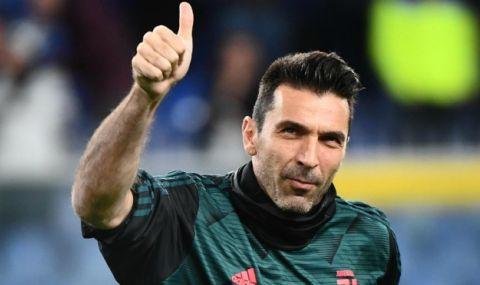 Буфон: Можех да избера два отбора, с които да спечеля Шампионска лига, но исках да се върна в Парма