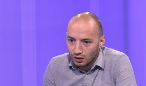 Димитър Ганев: Разликата между първите две партии се увеличава