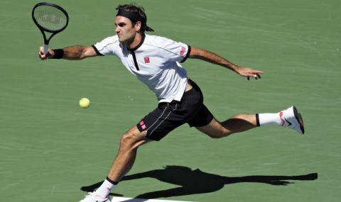 Федерер: Честно казано, не знам какво да мисля за провеждането на Олимпийските игри