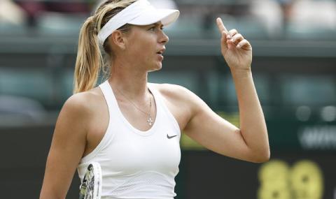 Сензационно: Мария Шарапова спира с тениса