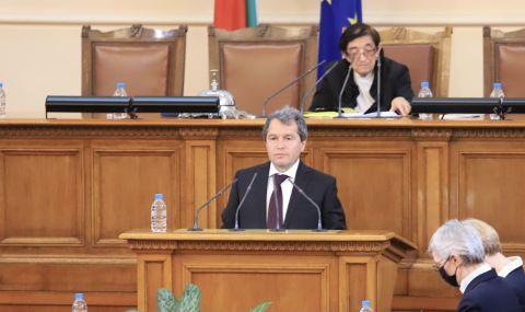 Тошко Йорданов с лапсус, иска мандат от Първанов за правителство