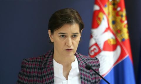 Сръбски поп: Господ ни наказа с потоп, защото премиерката е лесбийка