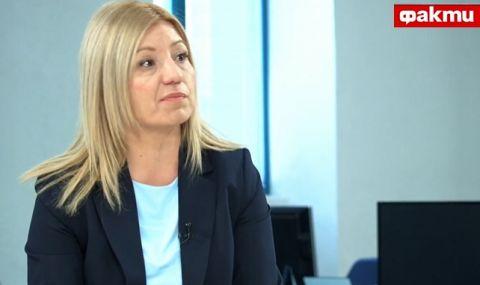 Цецка Бачкова, ДБ за ФАКТИ: Няма смисъл да преосмисляме нашите червени линии относно БСП, без ИТН да са дали мнението си - 1