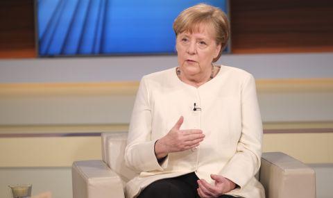 Меркел каза, че в някои провинции мерките не се спазват