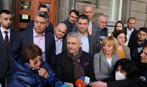 Предлагат съдии, прокурори и следователи да могат да се кандидатират за депутати