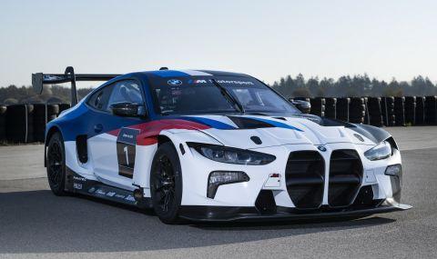 BMW показа състезателно M4 за над половин милион долара - 8