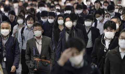 И в Япония ситуацията започва да излиза от контрол